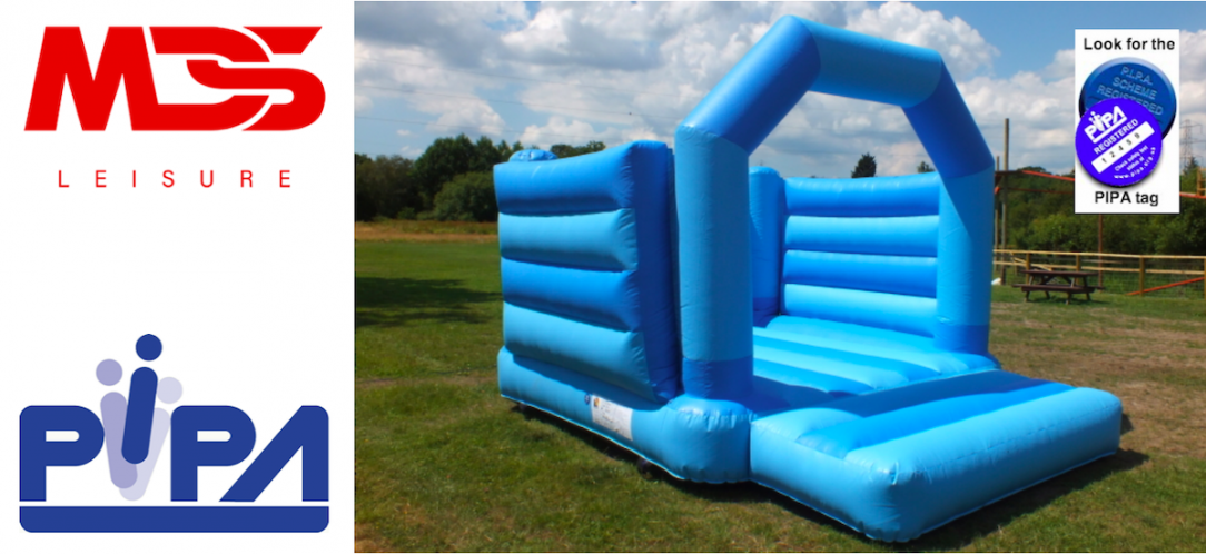 Bouncy castle safety testing