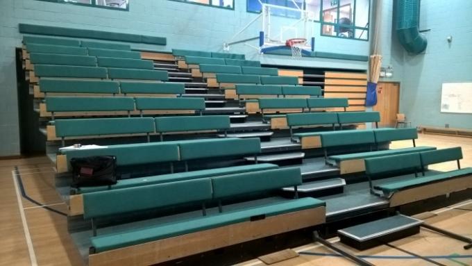 Arena seating